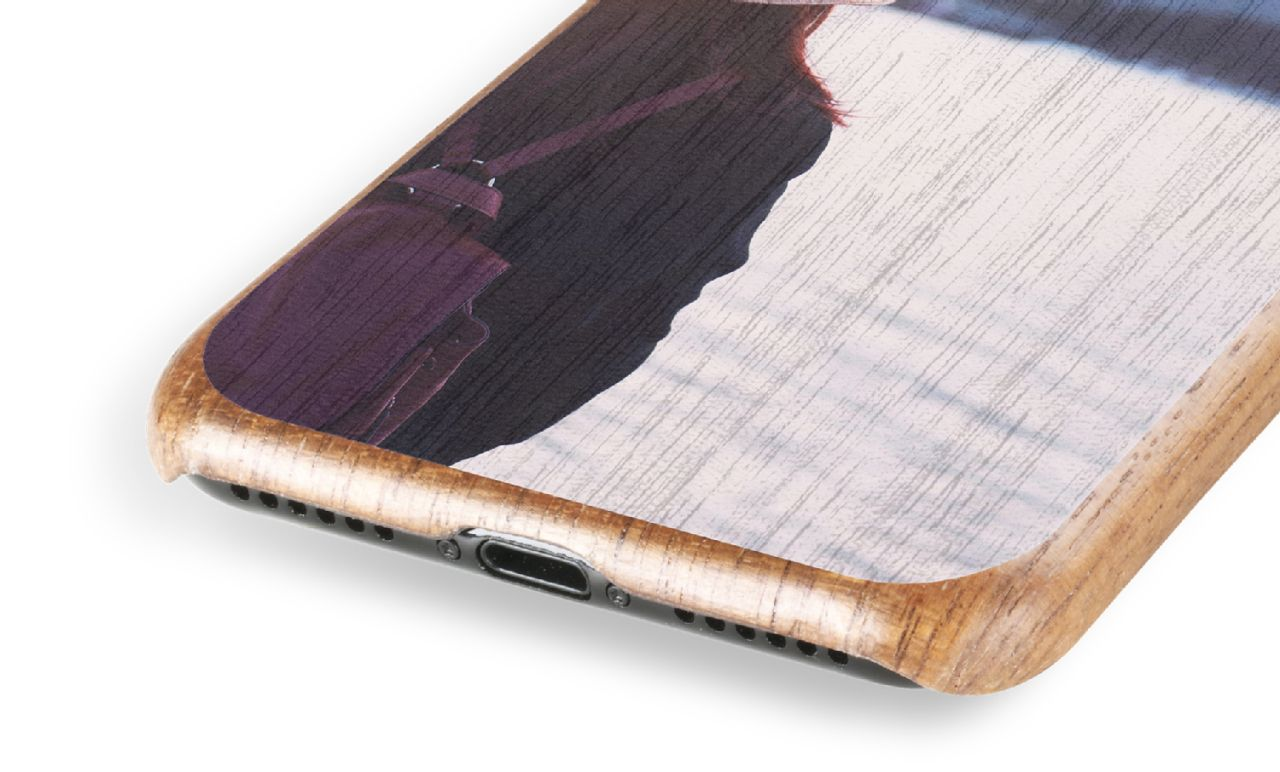 Holz Slim Case